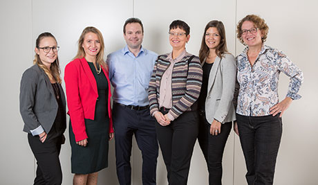 Fotoshooting bei Goldwyn Partners Group AG